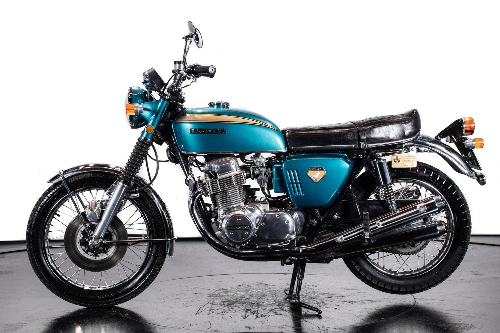 1970 Honda CB 750 Four K0 83831