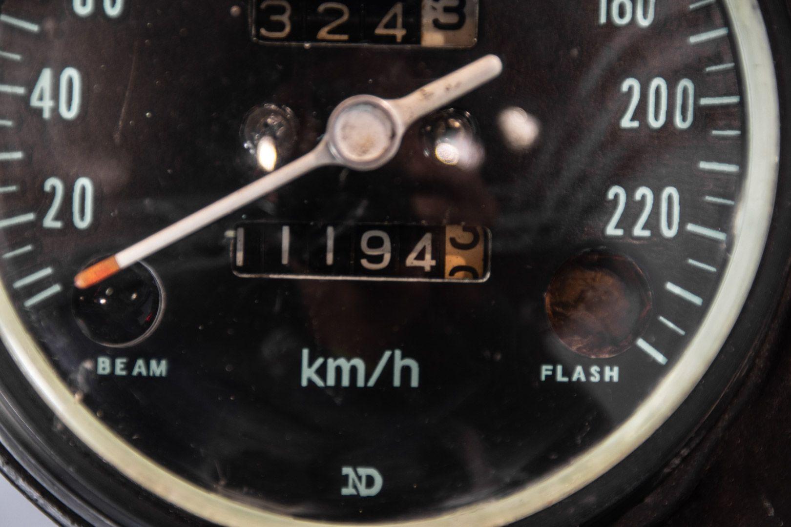 1970 Honda CB 750 Four K0 83847