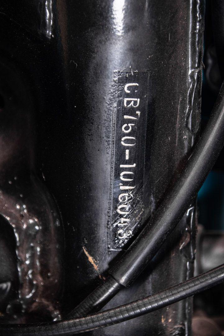1970 Honda CB 750 Four K0 83850