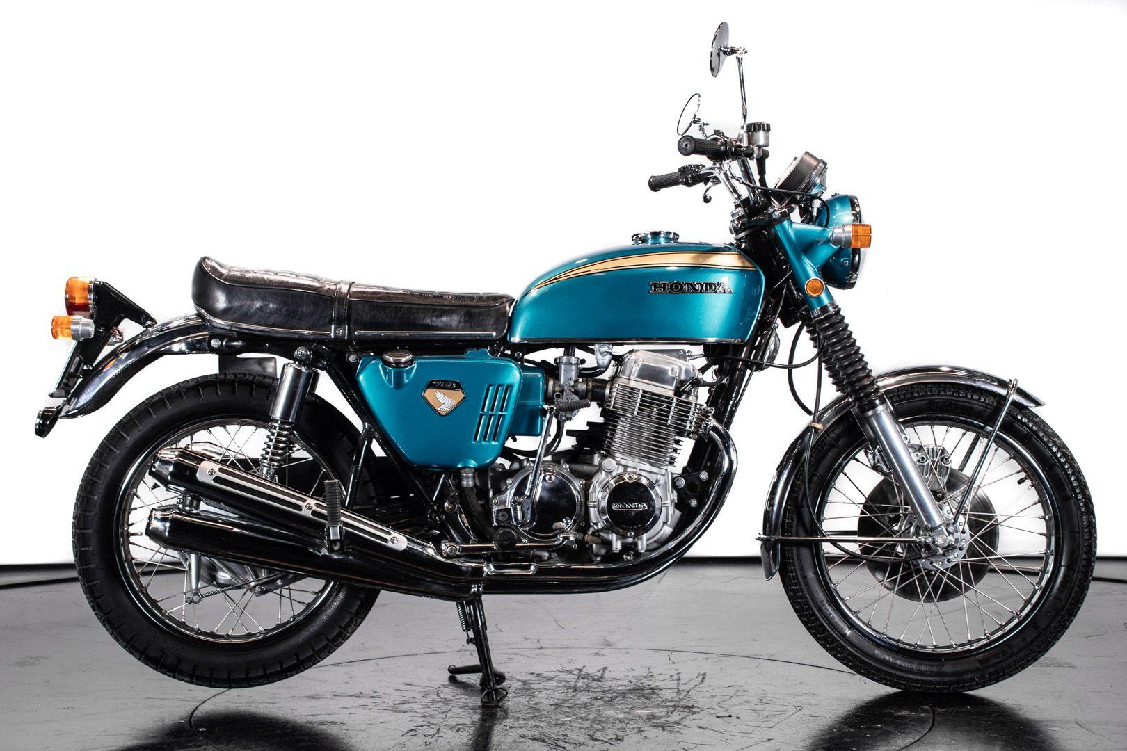 1970 Honda CB 750 Four K0 83829