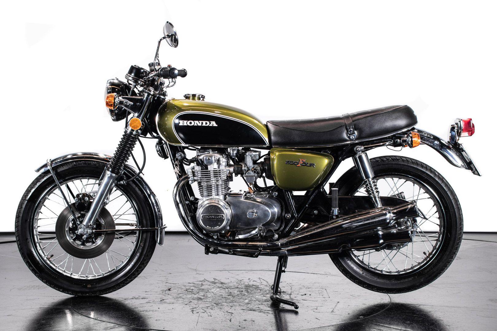 1975 Honda CB 500 Four K1 83860