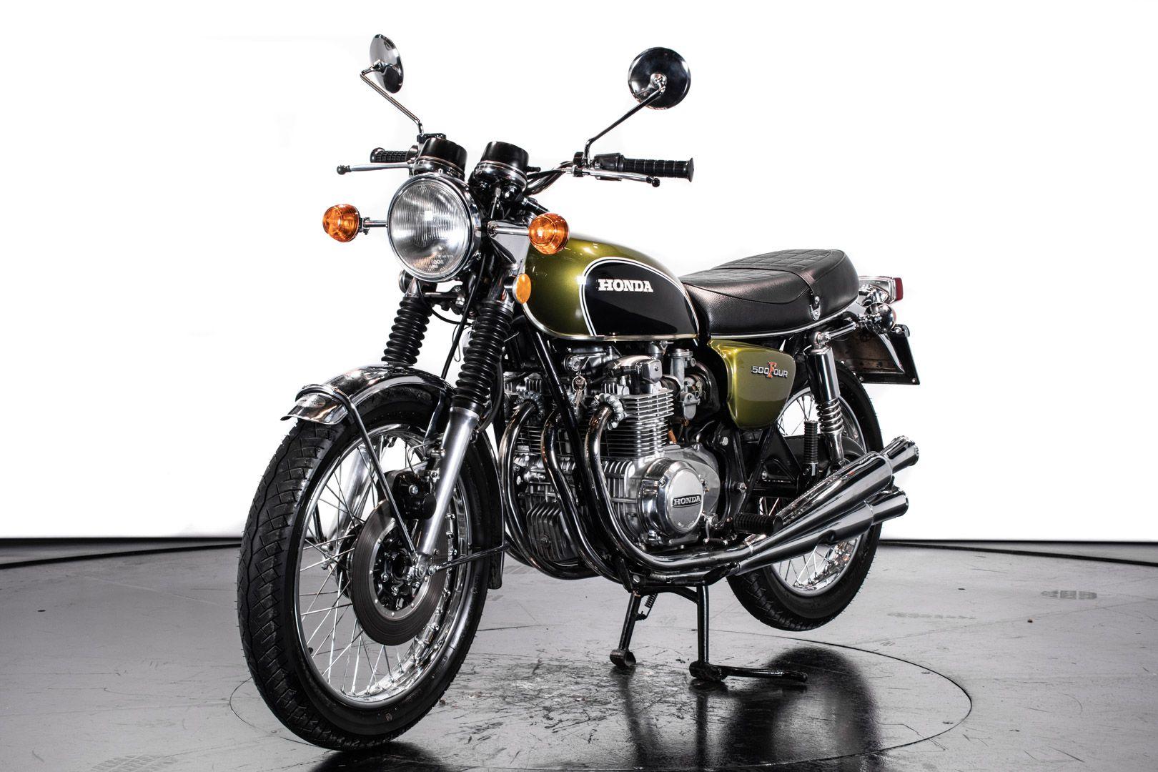 1975 Honda CB 500 Four K1 83864