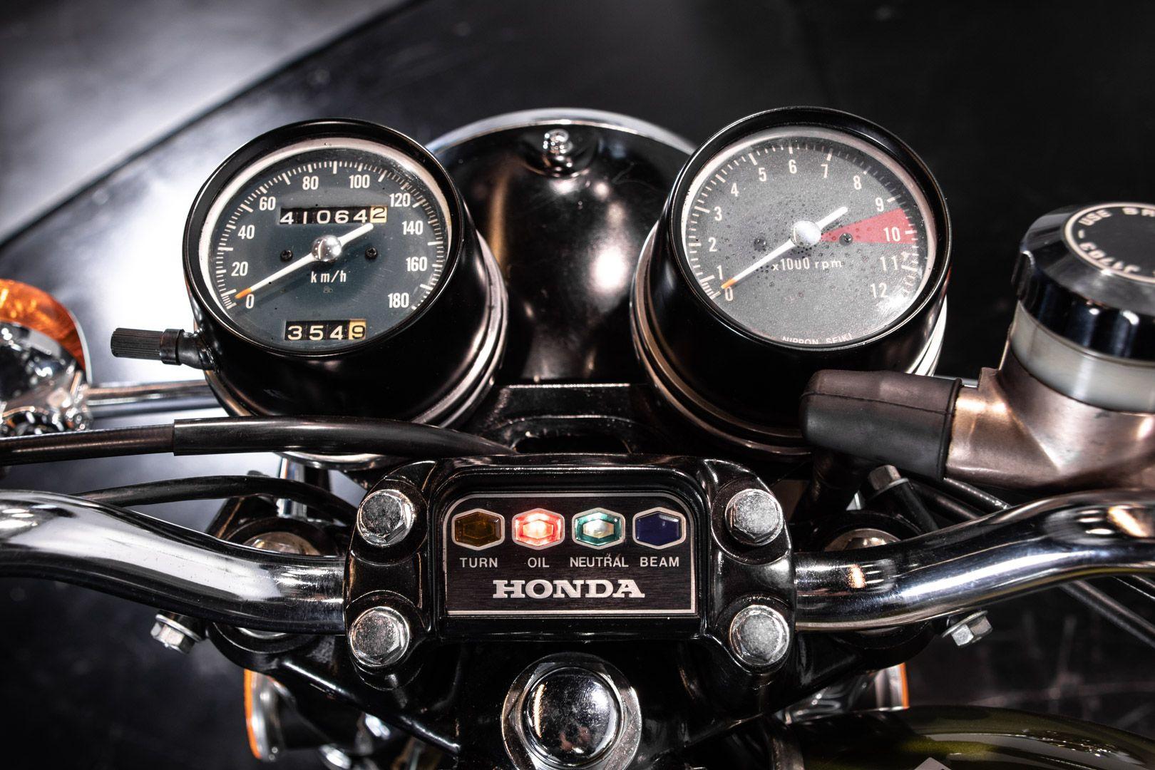 1975 Honda CB 500 Four K1 83880