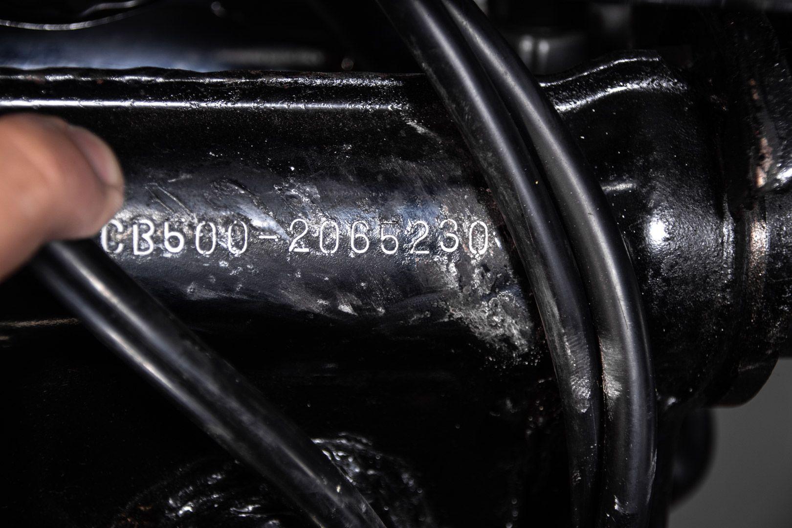 1975 Honda CB 500 Four K1 83892