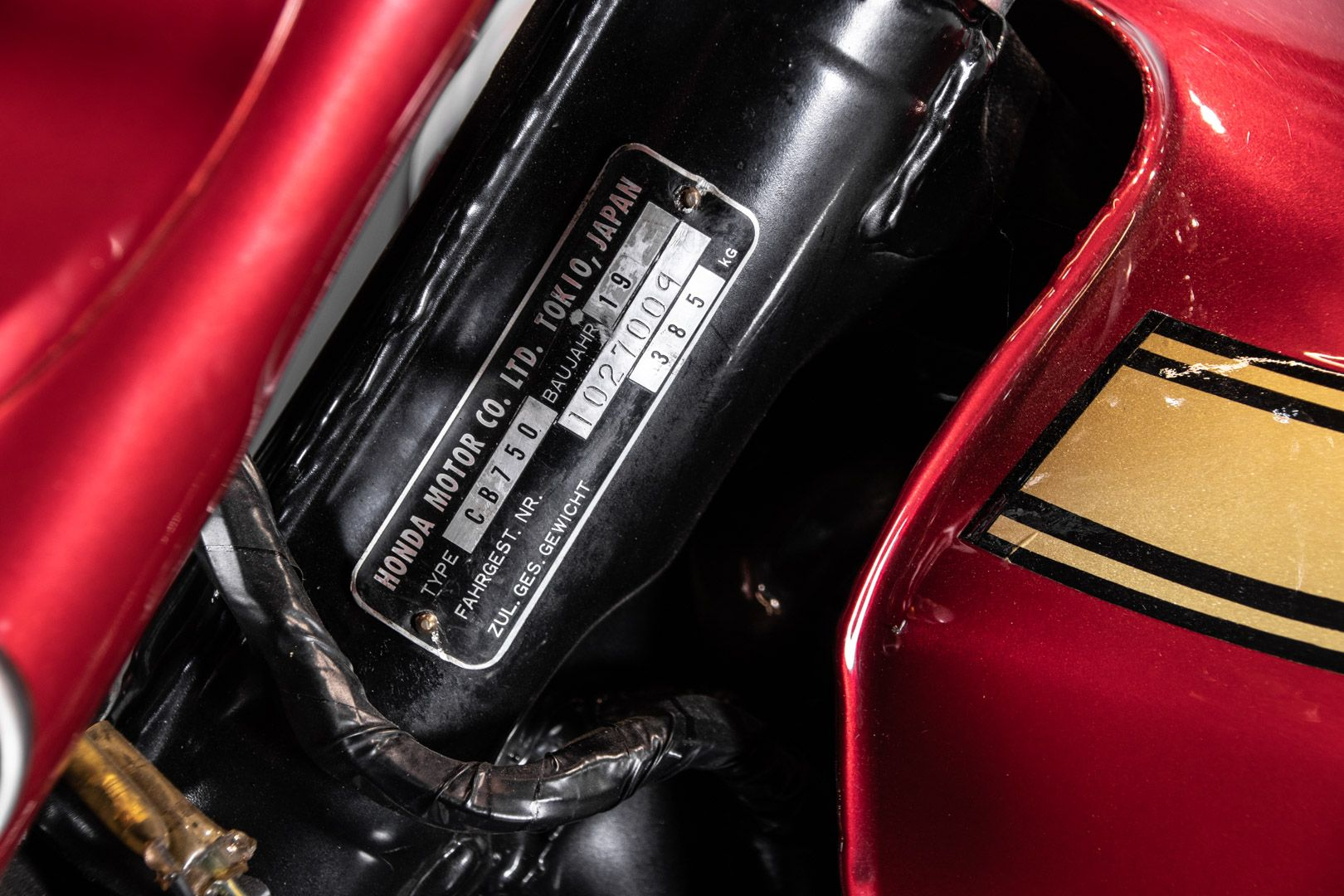 1970 Honda CB 750 Four 83988