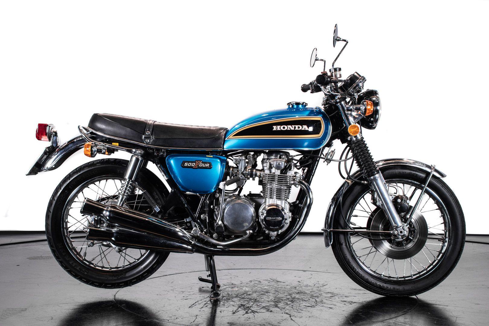 1976 Honda CB 500 Four K2 83897