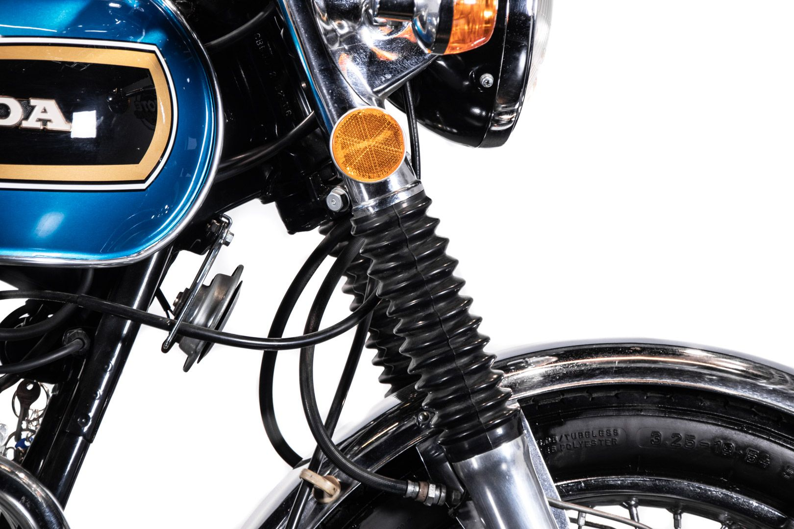1976 Honda CB 500 Four K2 83909