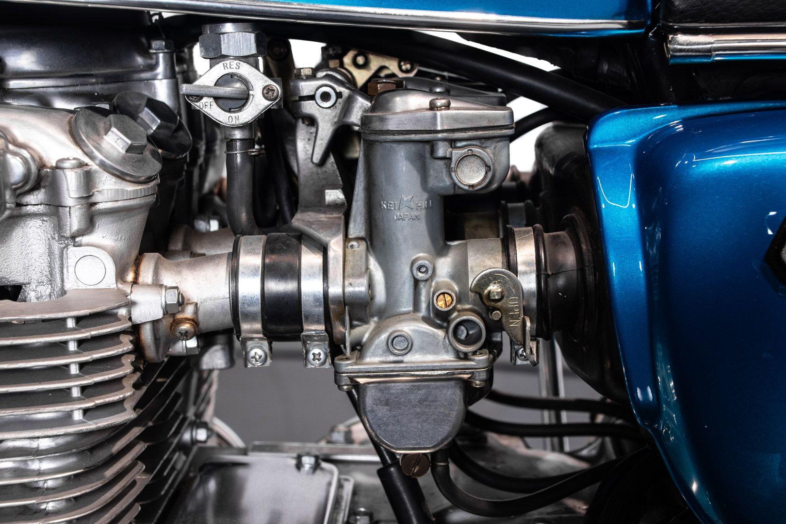 1976 Honda CB 500 Four K2 83915