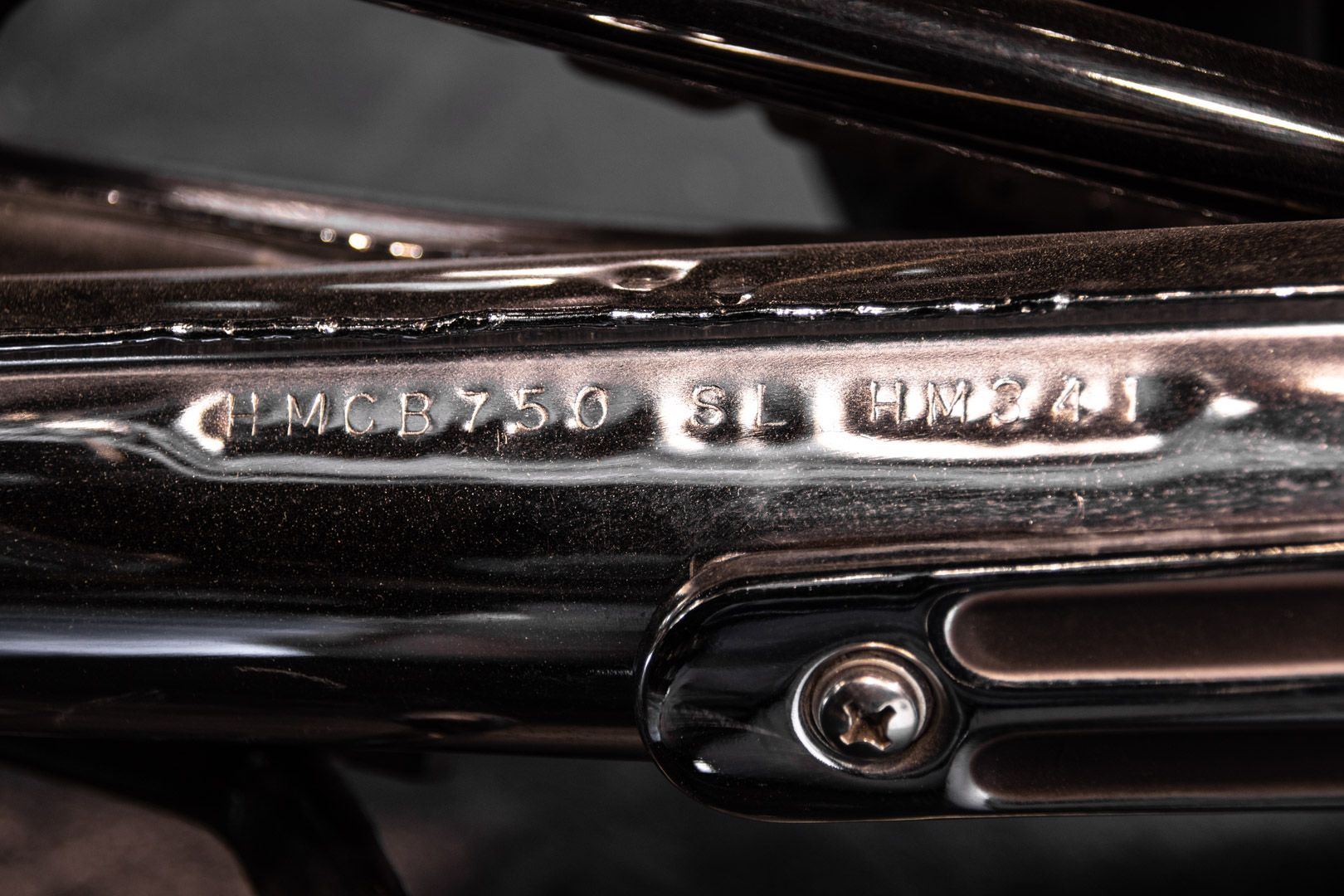 1972 Honda CB 750 Four G K2 83947