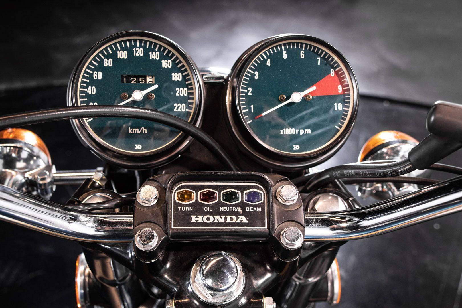 1972 Honda CB 750 Four G K2 83950