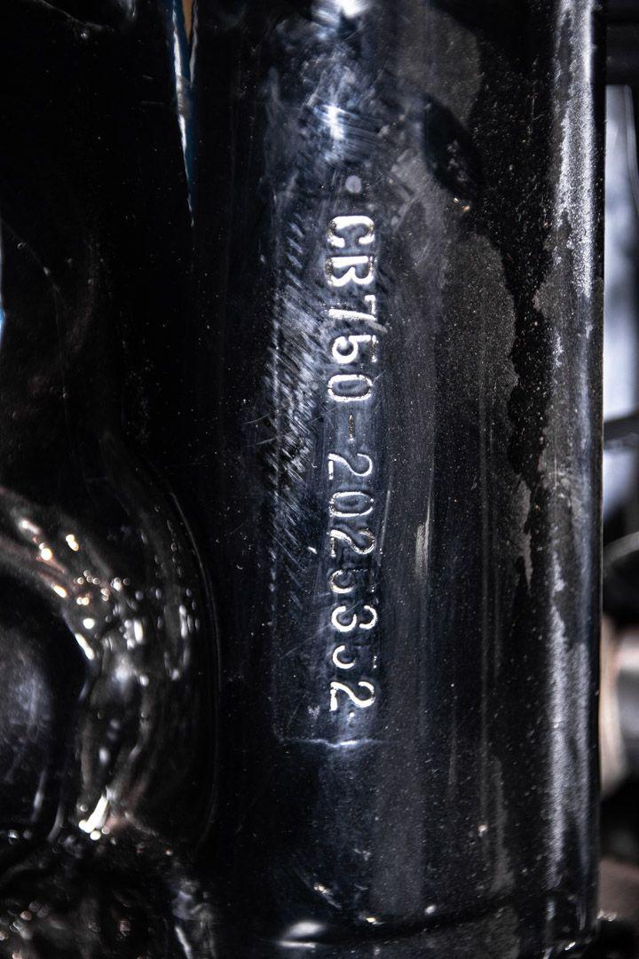 1972 Honda CB 750 Four G K2 83962