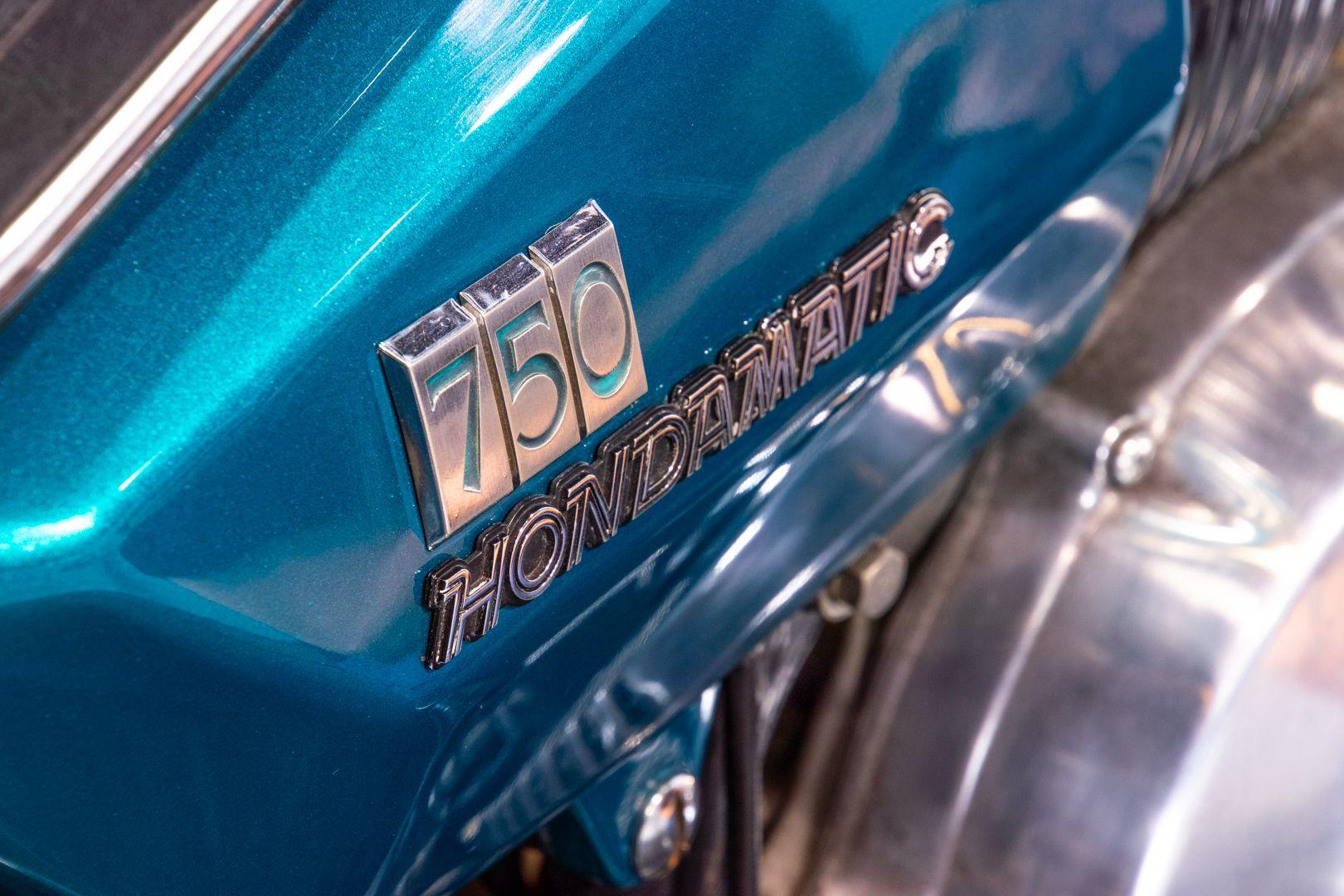 1976 Honda 750 Hondamatic 32686