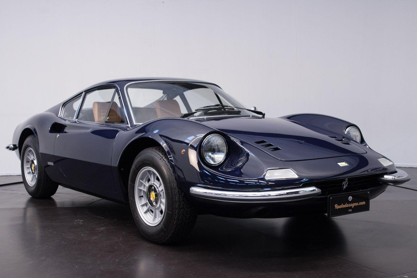 1972 Ferrari Dino 246 GT 17633