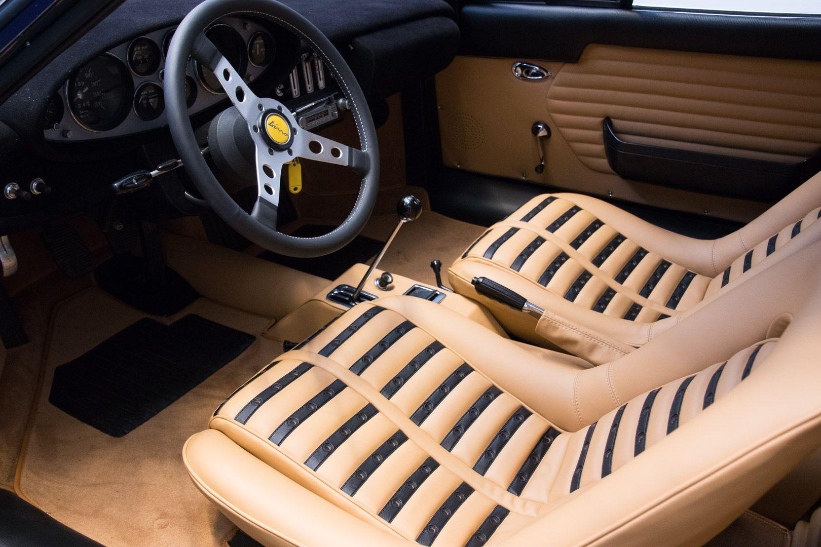 1972 Ferrari Dino 246 GT 17470
