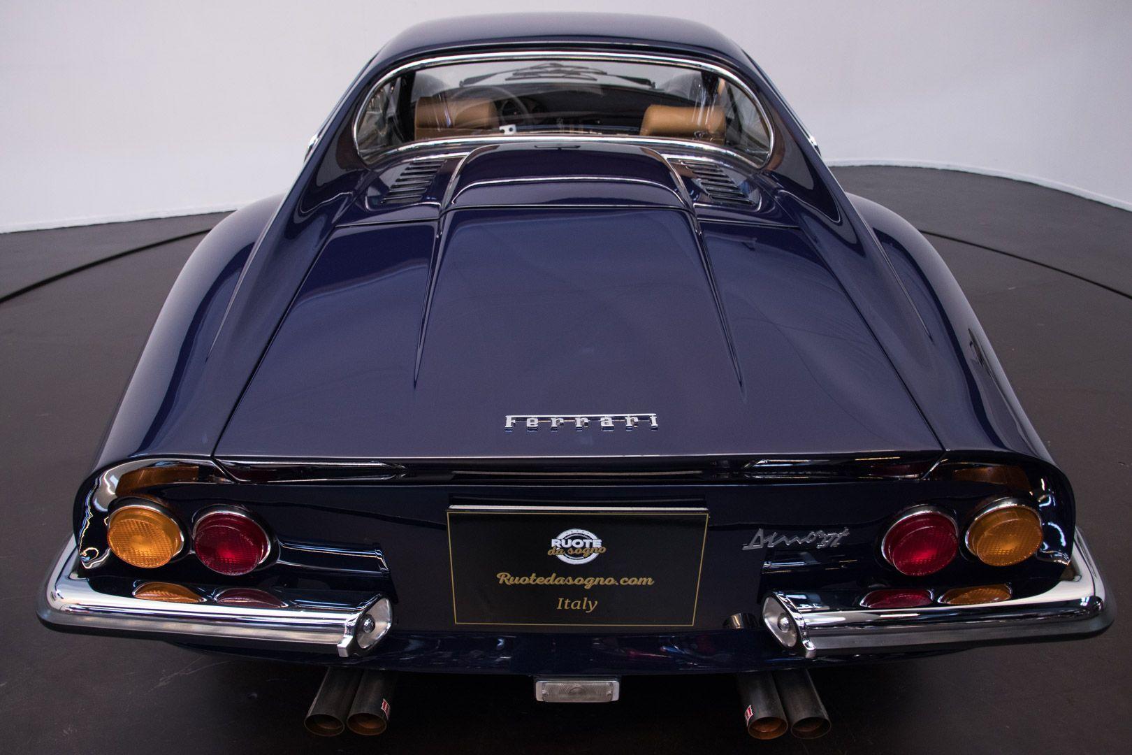 1972 Ferrari Dino 246 GT 17490