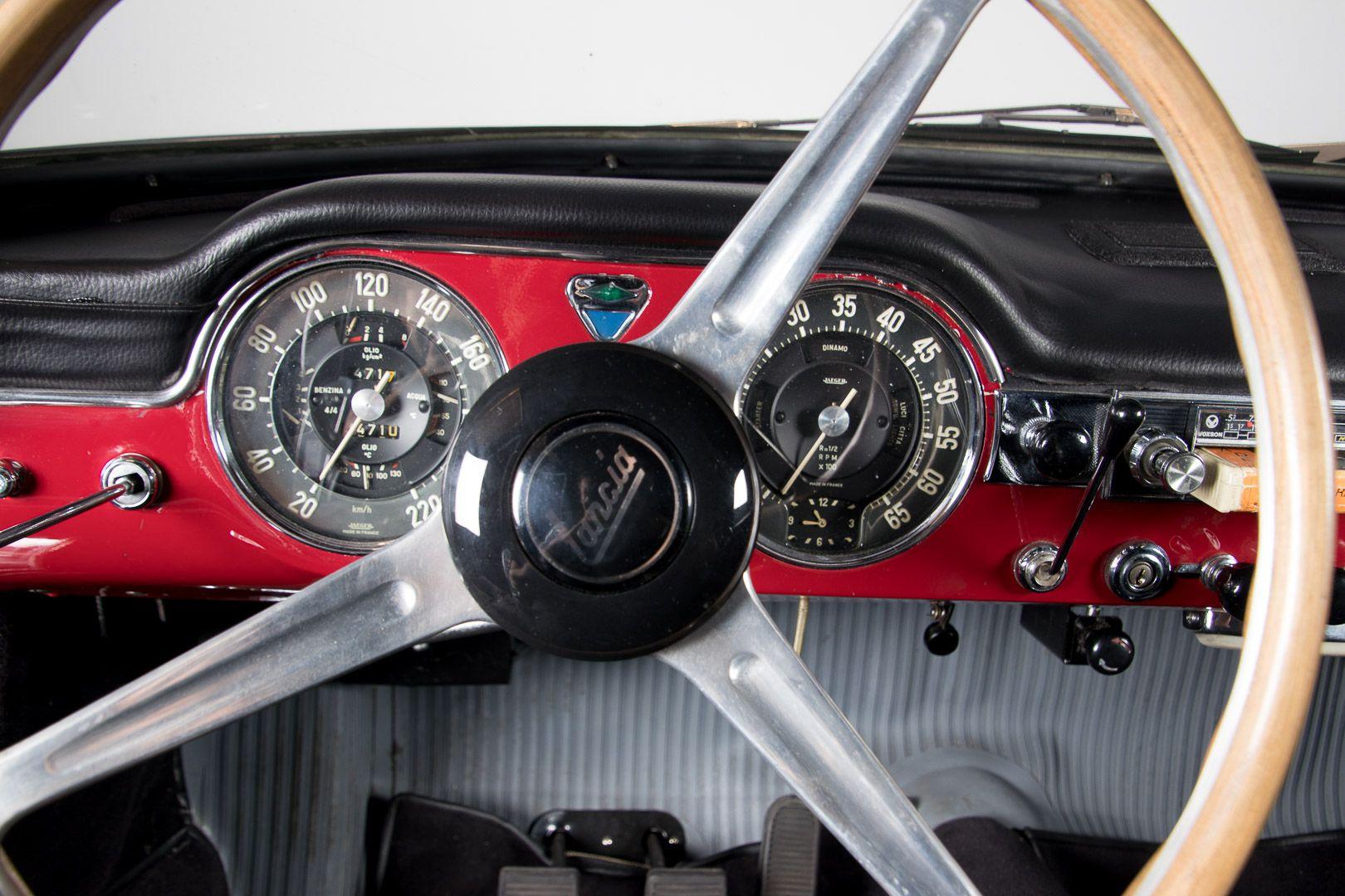"1962 Lancia Flaminia GT ""Touring"" 2.5 Convertibile 14479"