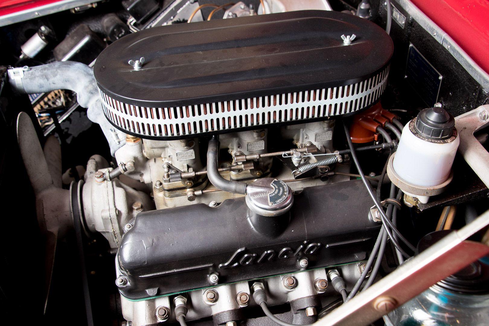 "1962 Lancia Flaminia GT ""Touring"" 2.5 Convertibile 14481"