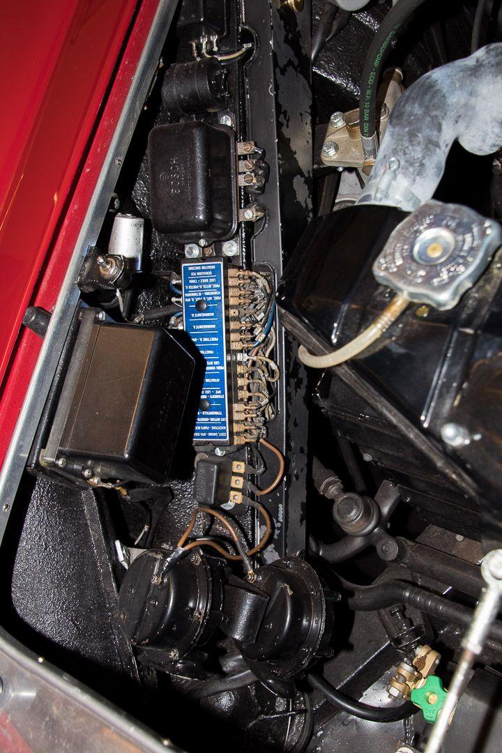 "1962 Lancia Flaminia GT ""Touring"" 2.5 Convertibile 14487"