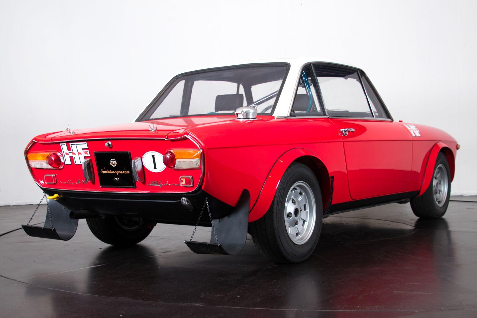 1970 Lancia Fulvia HF 1.6 - Gruppo 4 18800