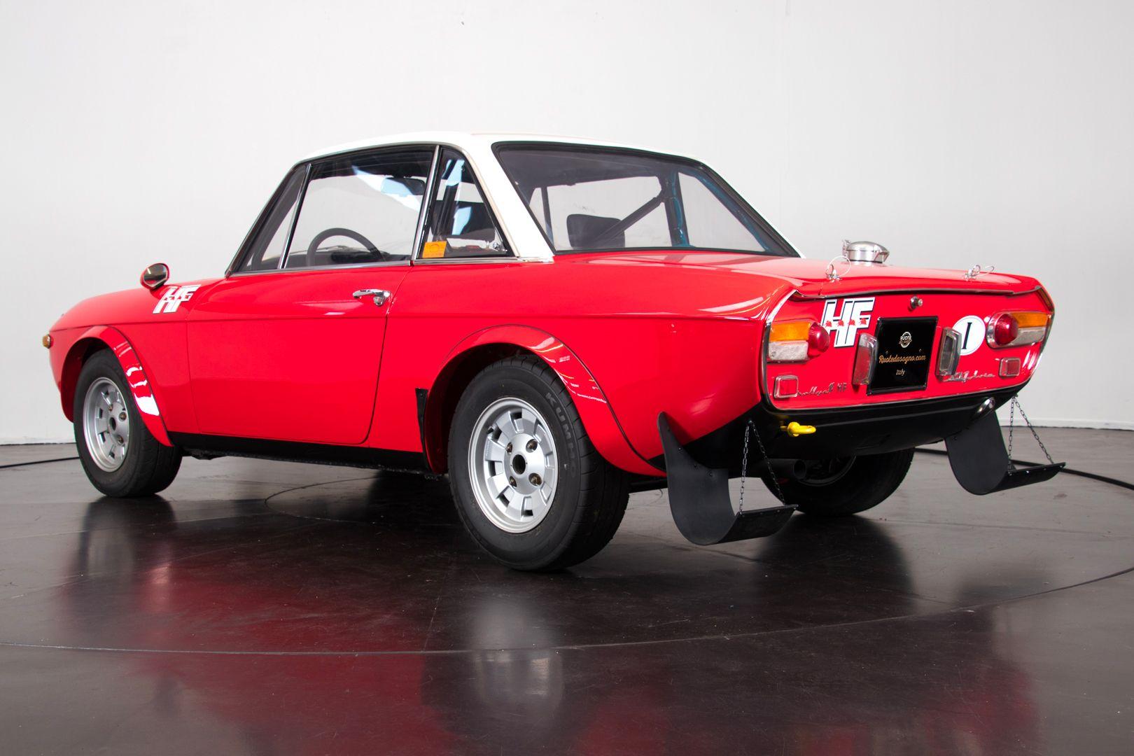 1970 Lancia Fulvia HF 1.6 - Gruppo 4 18808