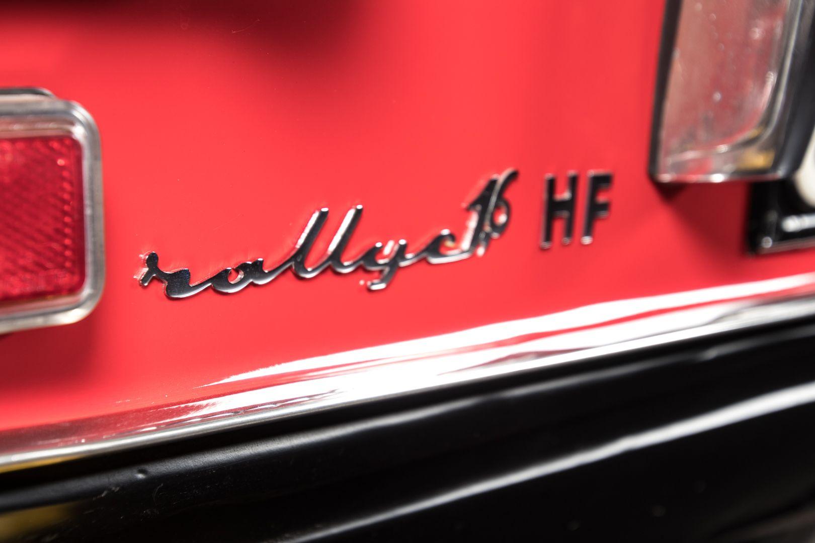 1970 Lancia Fulvia HF 1.6 - Gruppo 4 18811