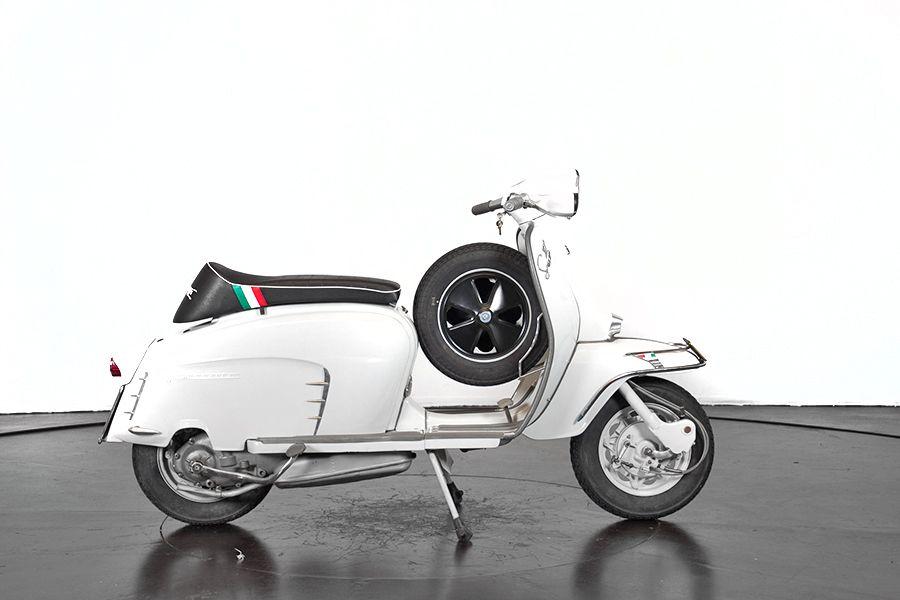 1967 Innocenti Lambretta 150 Special 42002