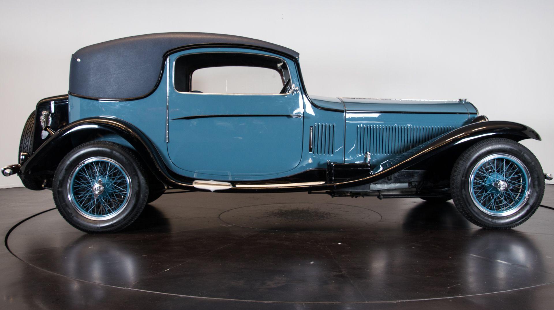 1931 Alfa Romeo 6C 1750 GTC 21555