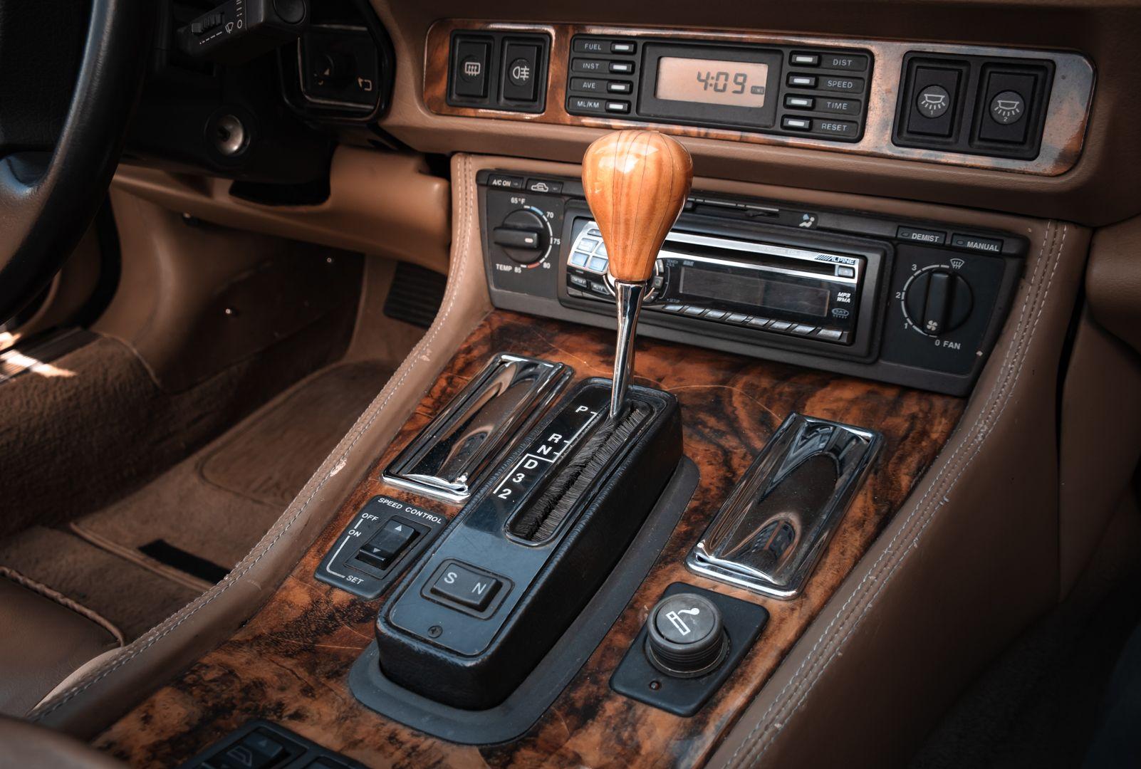 1995 Jaguar XJS Convertible V12 70434