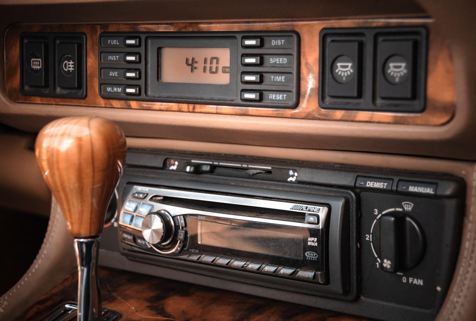 1995 Jaguar XJS Convertible V12 70430