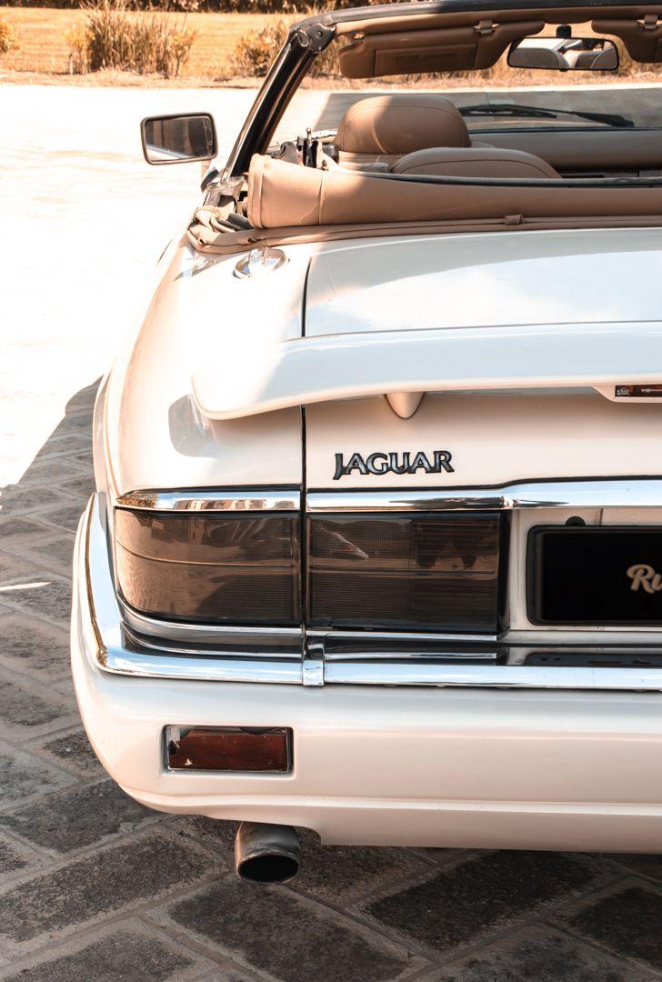 1995 Jaguar XJS Convertible V12 70401
