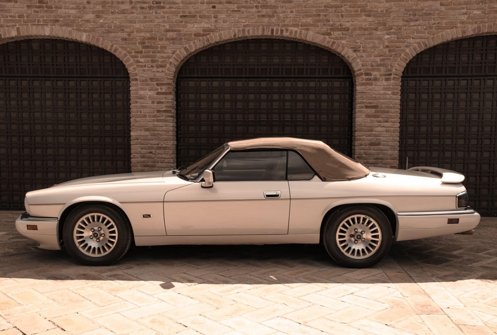 1995 Jaguar XJS Convertible V12 70402