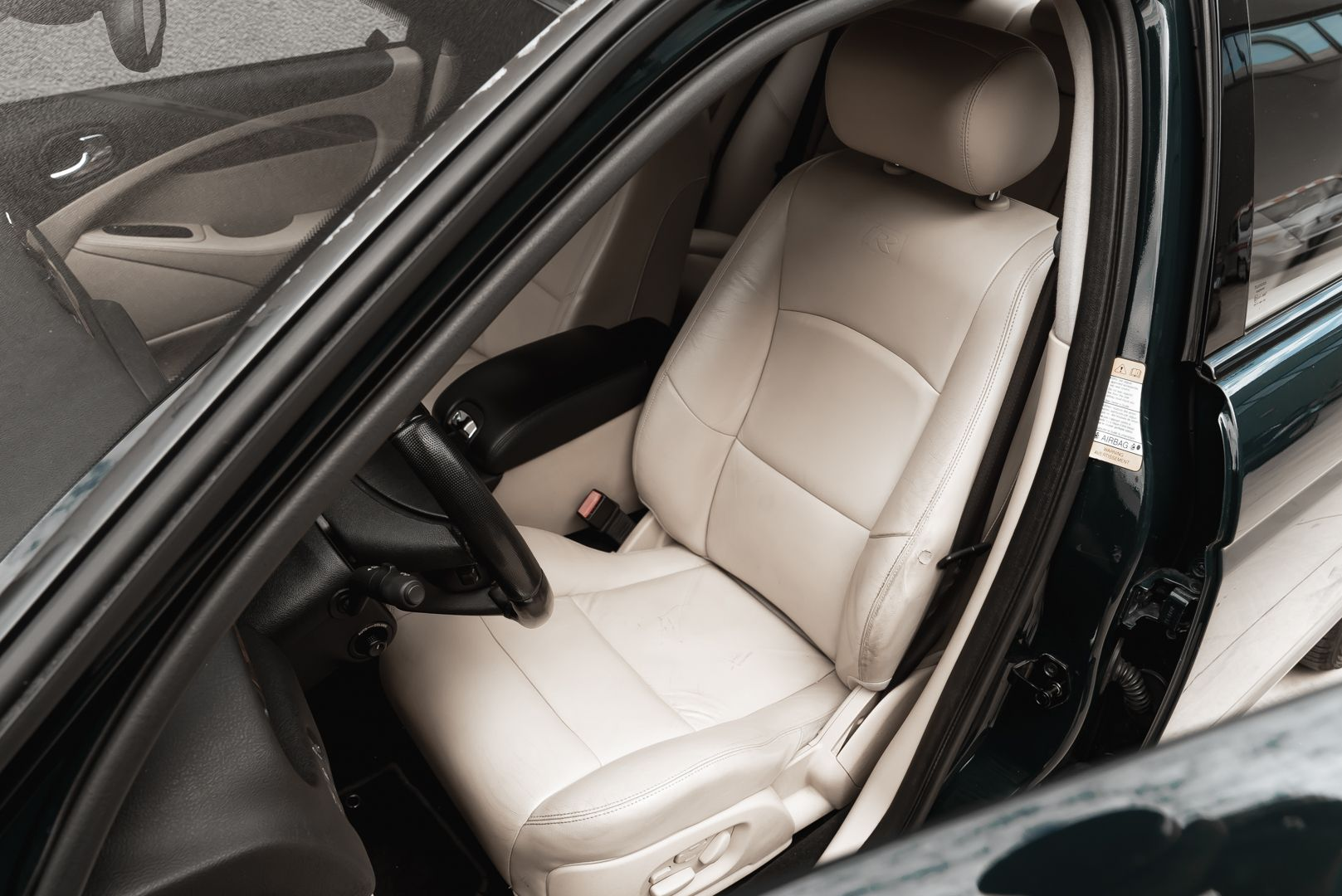 2002 Jaguar S-Type R 4.2 V8 81177