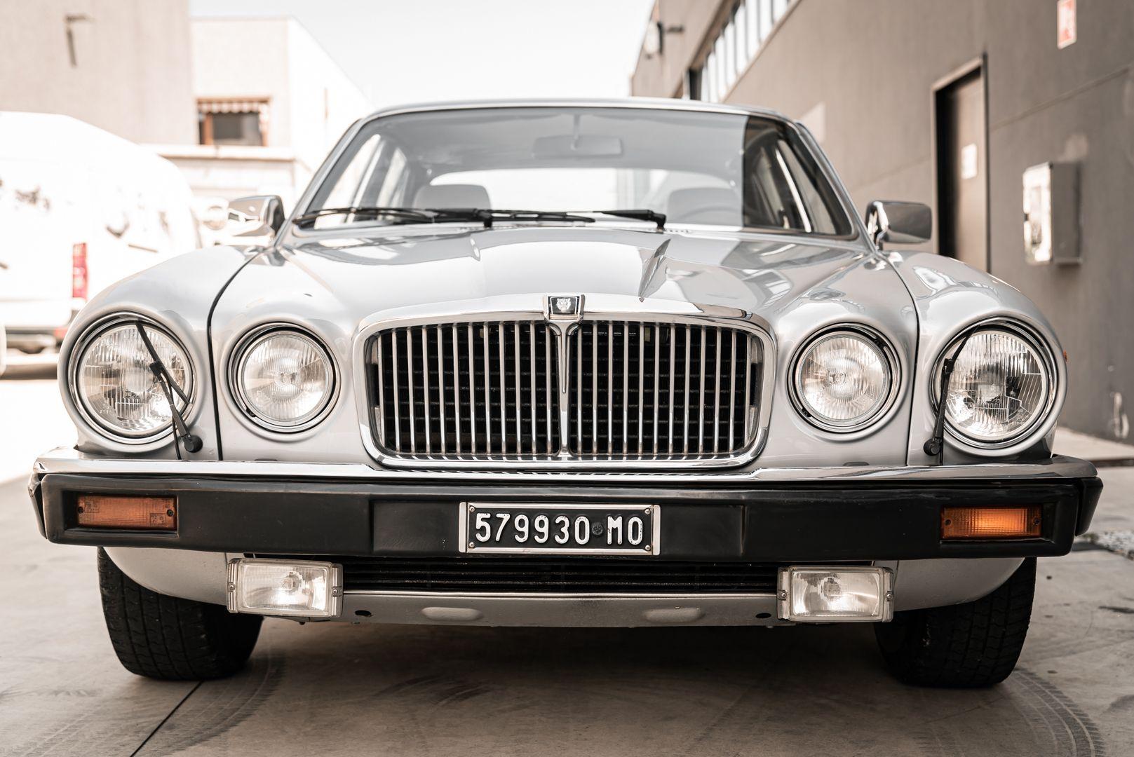 1983 Jaguar XJ6 4.2 Sovereign 80189