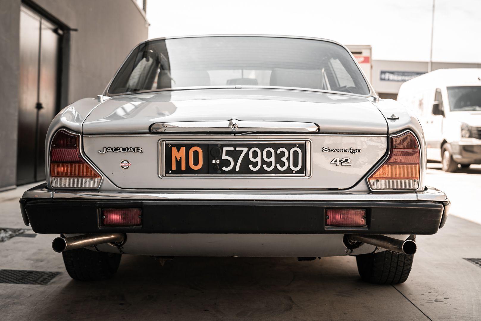 1983 Jaguar XJ6 4.2 Sovereign 80188