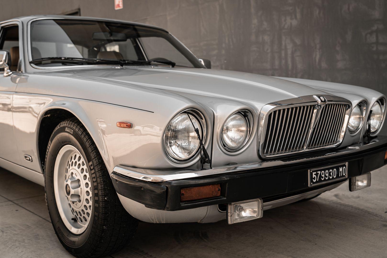 1983 Jaguar XJ6 4.2 Sovereign 80204