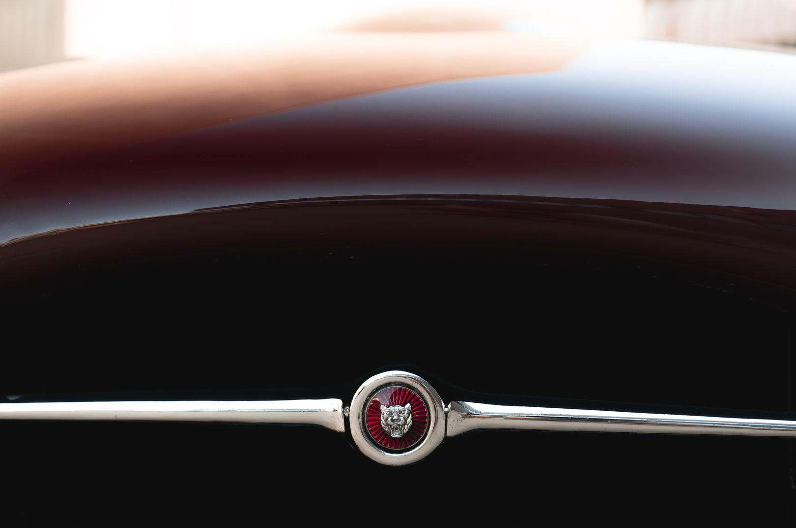 1968 Jaguar E-Type 4.2 Series 1 OTS 75597