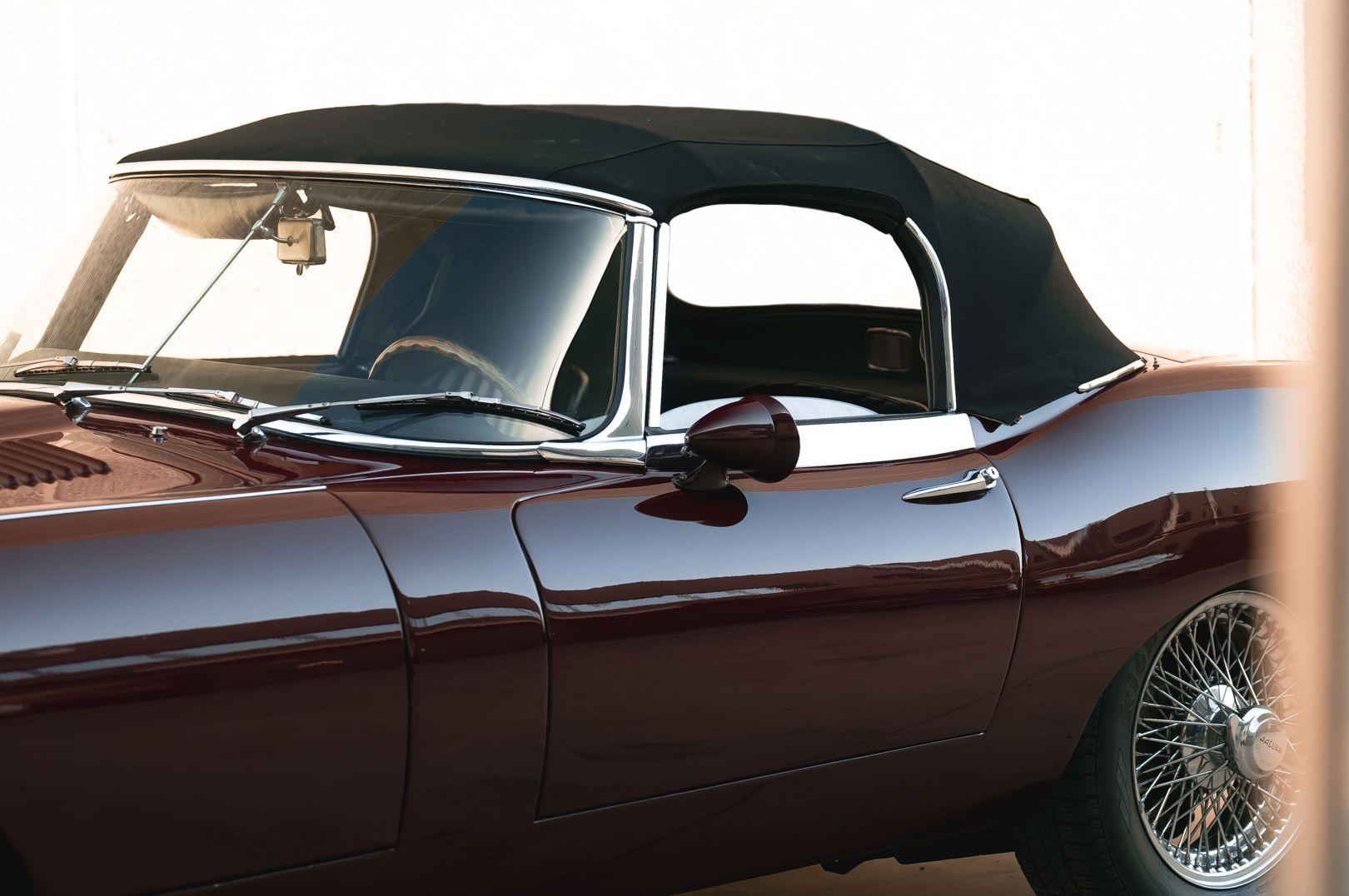 1968 Jaguar E-Type 4.2 Series 1 OTS 75584