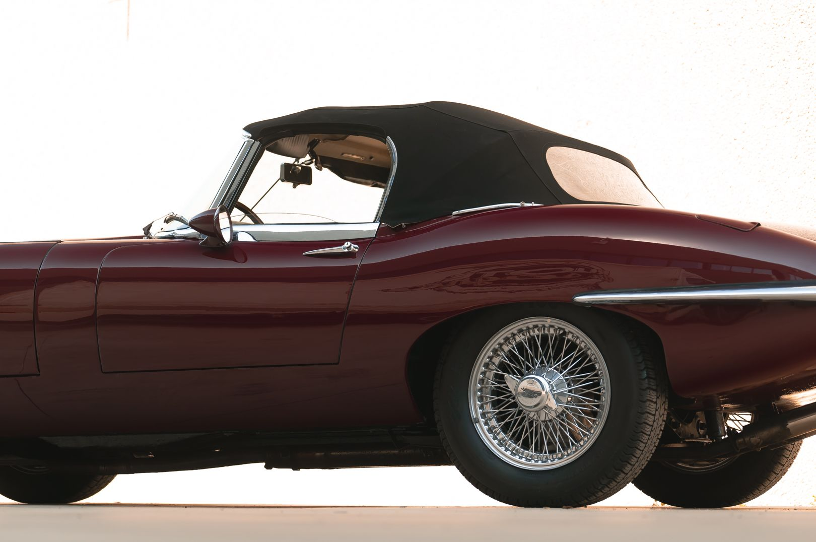 1968 Jaguar E-Type 4.2 Series 1 OTS 75587