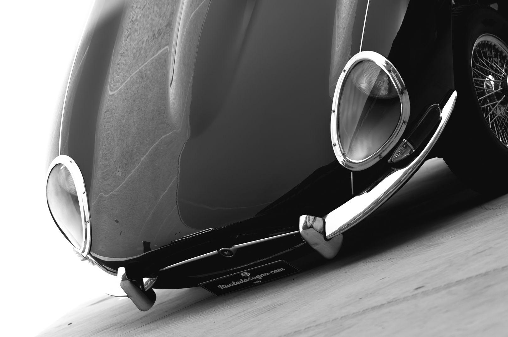 1968 Jaguar E-Type 4.2 Series 1 OTS 75645