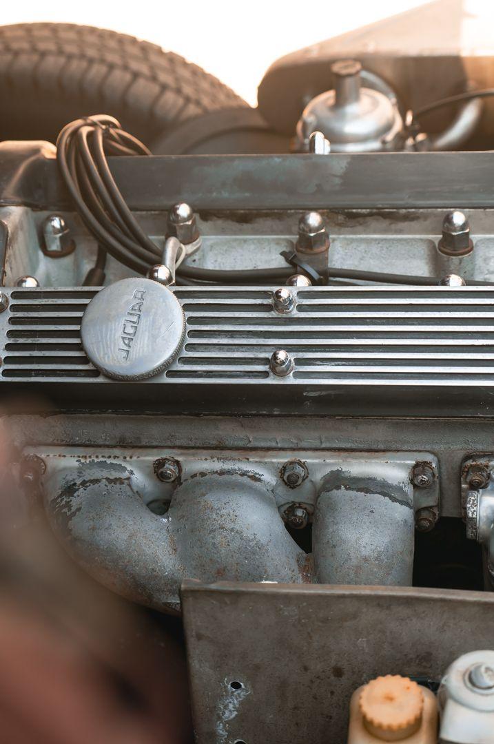 1968 Jaguar E-Type 4.2 Series 1 OTS 75633