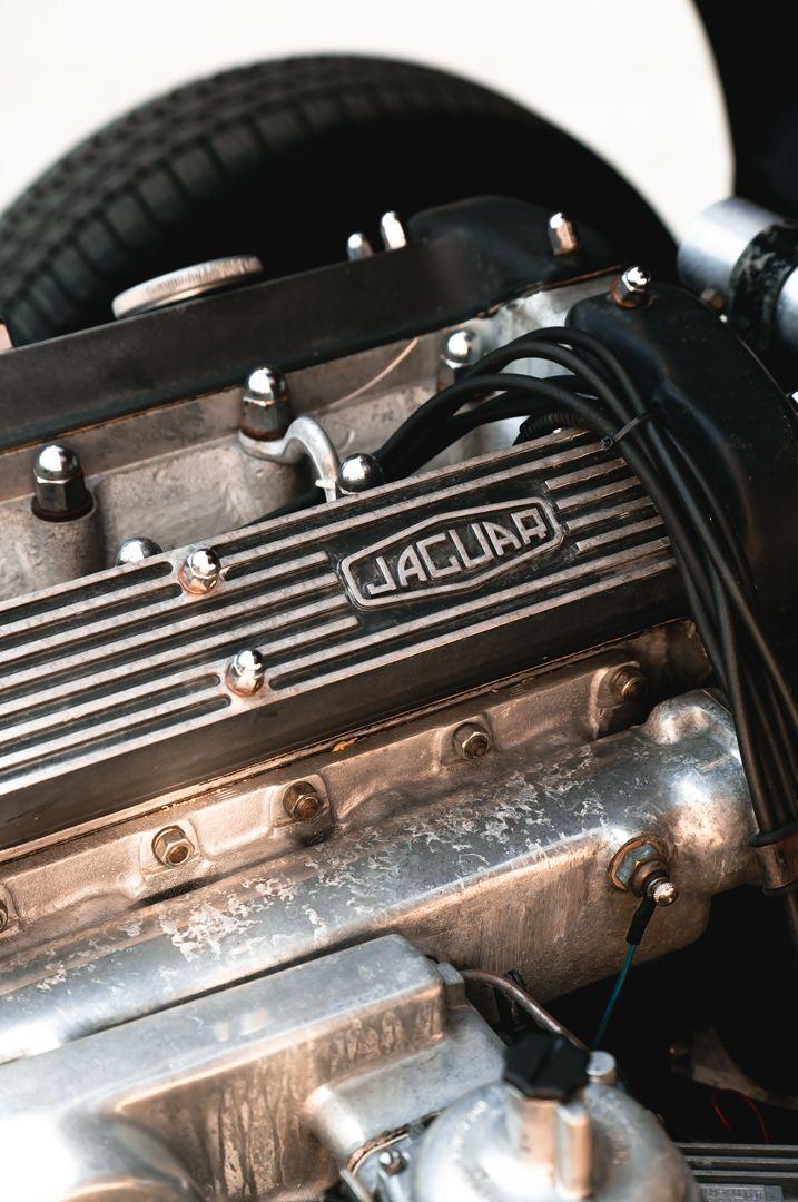 1968 Jaguar E-Type 4.2 Series 1 OTS 75636