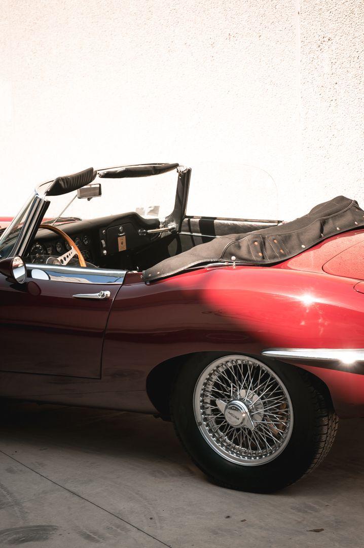 1968 Jaguar E-Type 4.2 Series 1 OTS 75611