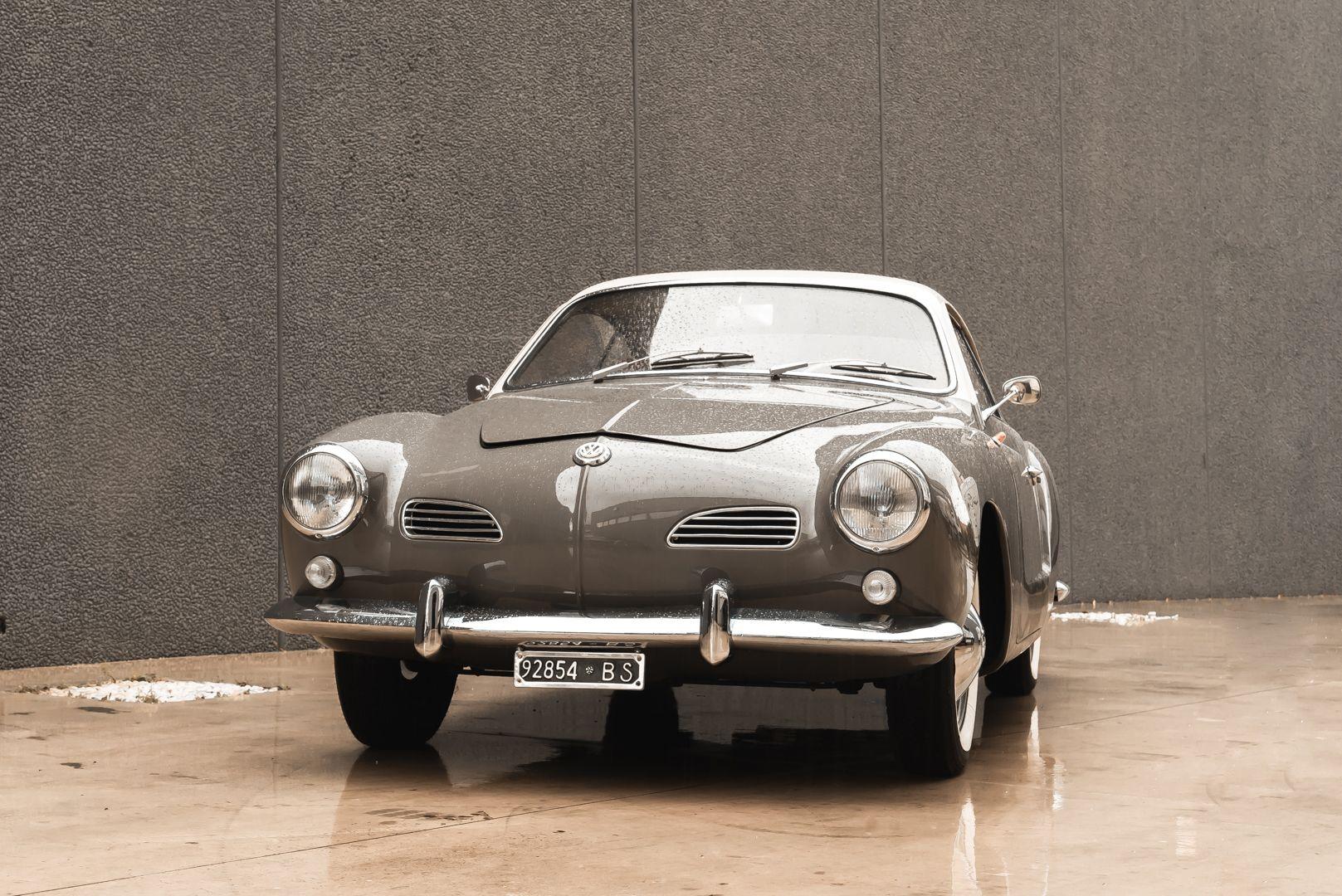 1961 Volkswagen Karmann Ghia 81142