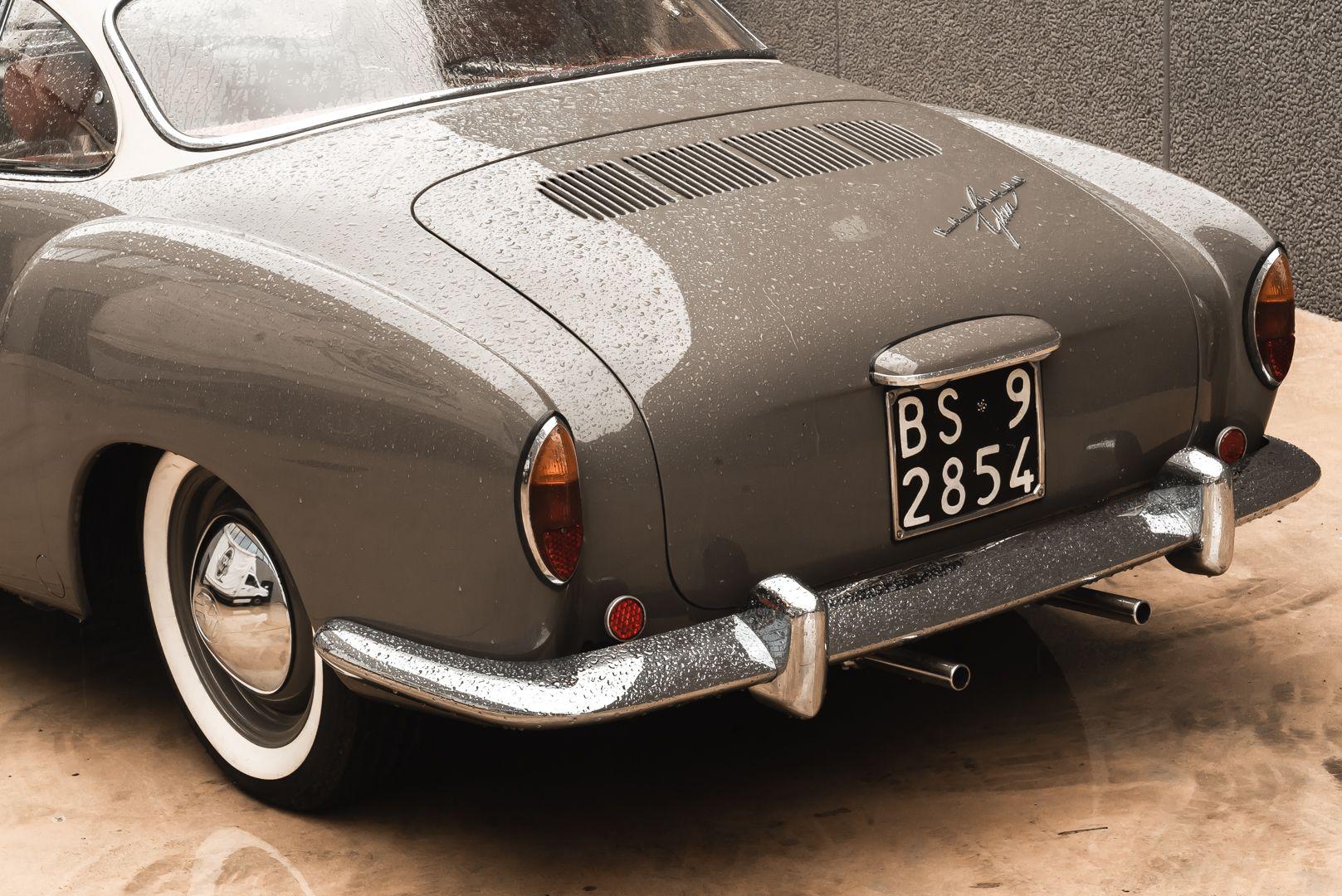 1961 Volkswagen Karmann Ghia 81140