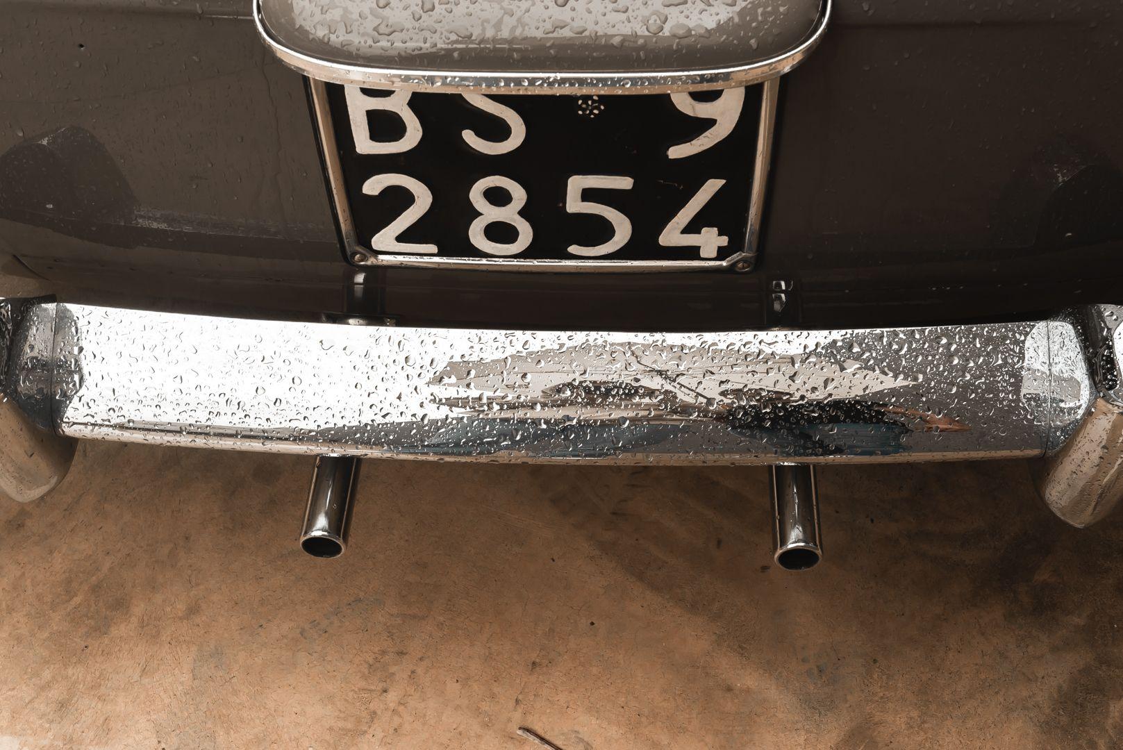 1961 Volkswagen Karmann Ghia 81145