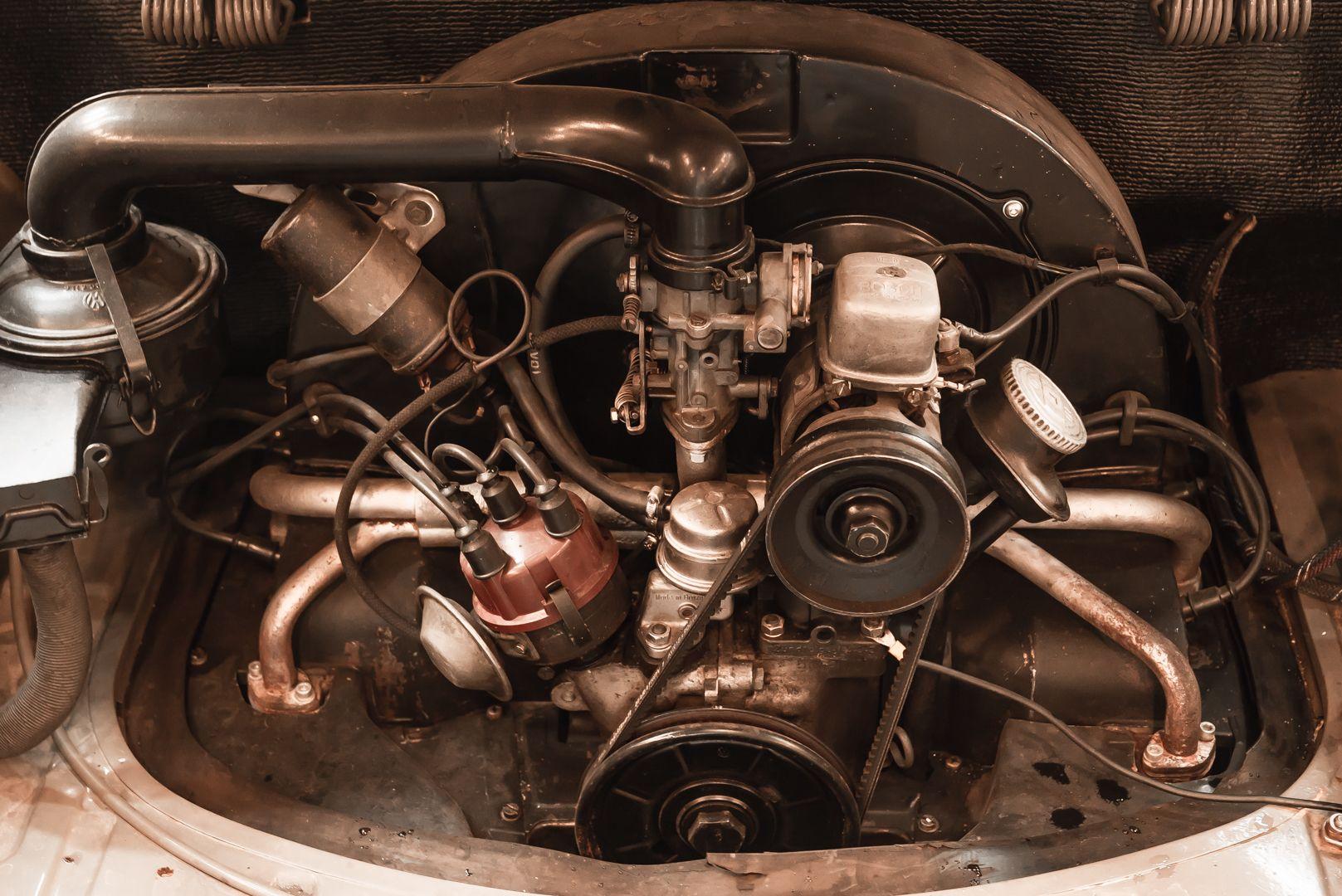 1961 Volkswagen Karmann Ghia 81160