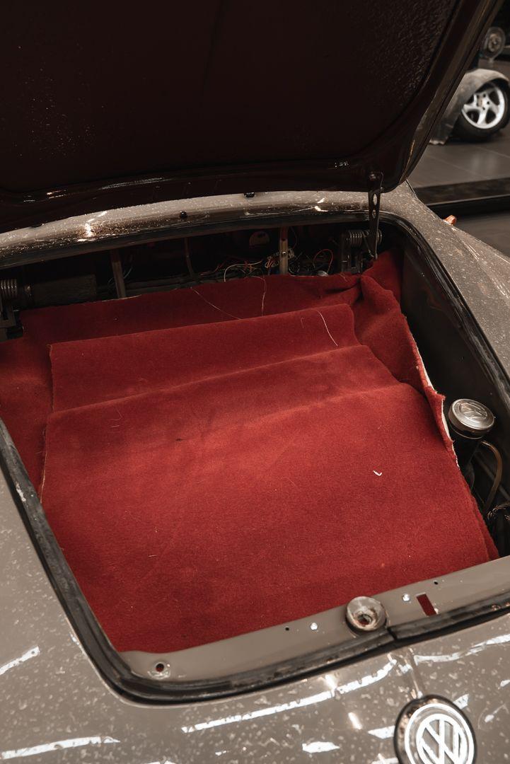 1961 Volkswagen Karmann Ghia 81161