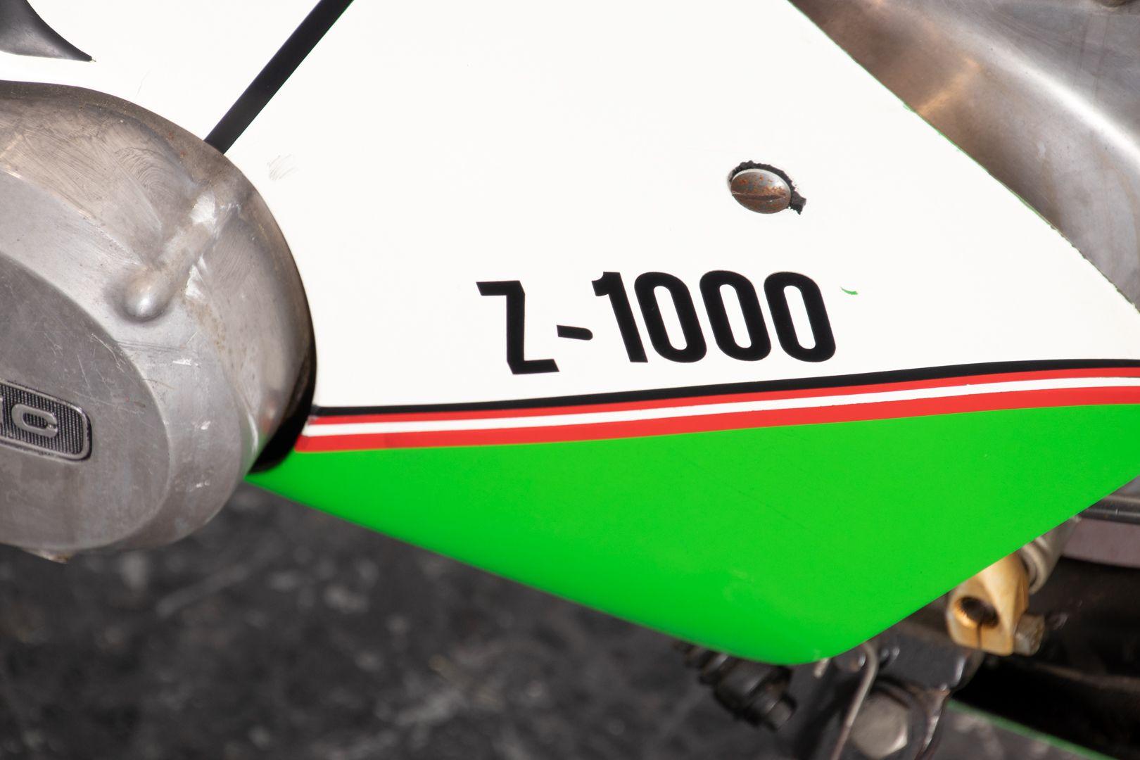 1977 Kawasaki KZ 1000 T00A 74950
