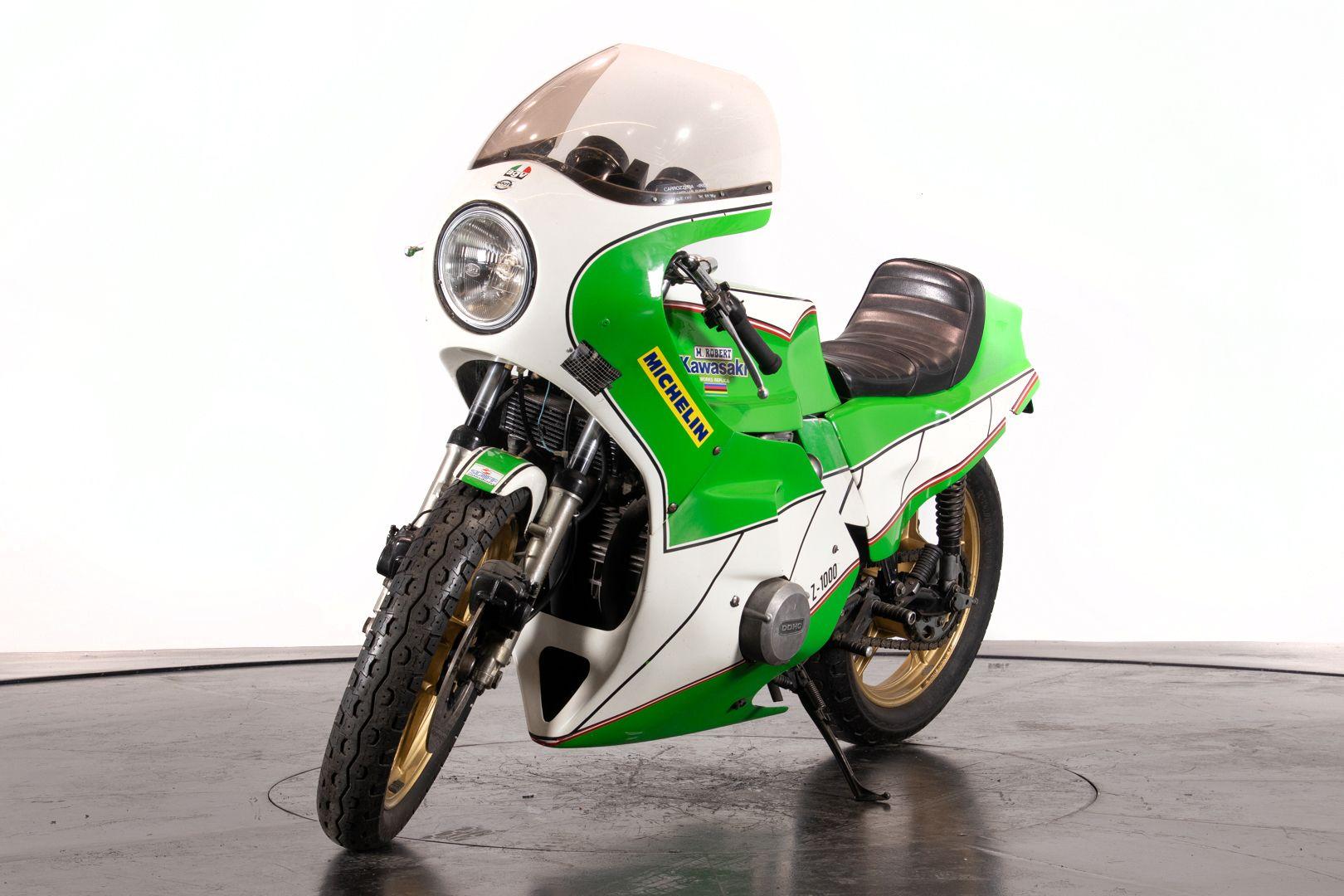 1977 Kawasaki KZ 1000 T00A 74940