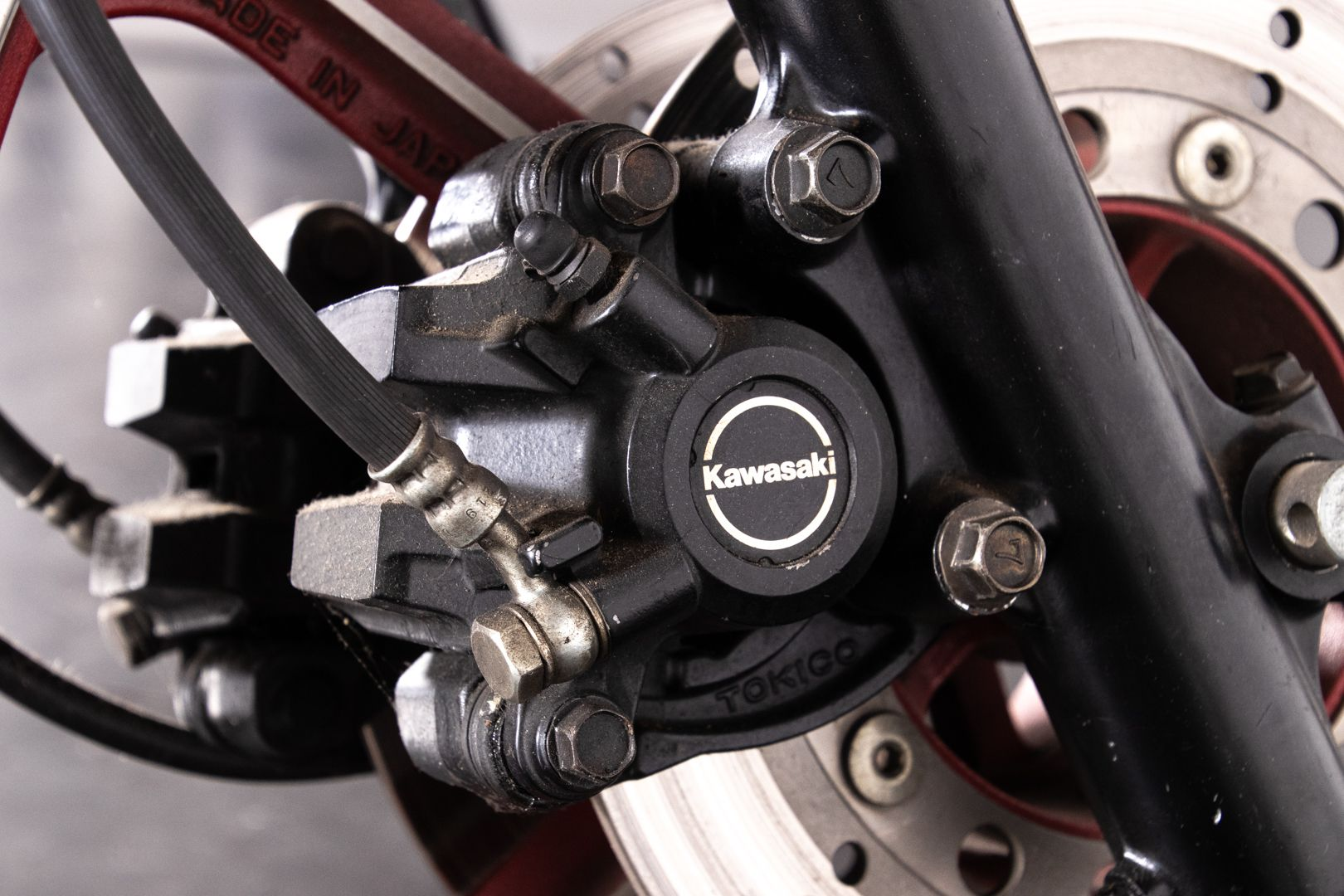 1983 Kawasaki KZ 550 46254